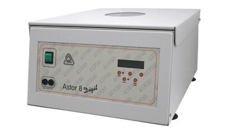New ASTOR 8 Digital Gerber Centrifuge