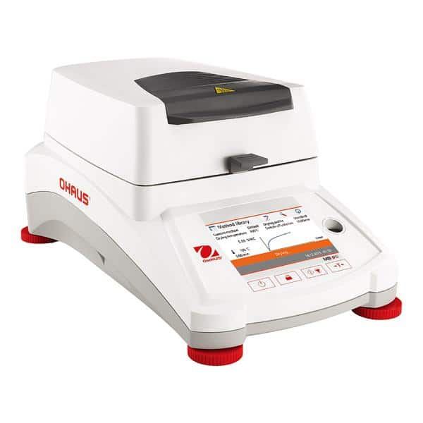 Ohaus MB90 Moisture Analyzer sold by Labtek Services