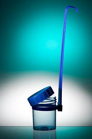 Dipper 125ml Sterile Blue