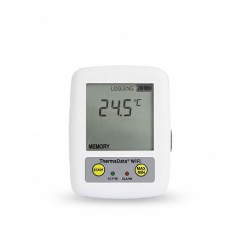 Temperature WiFi Monitoring