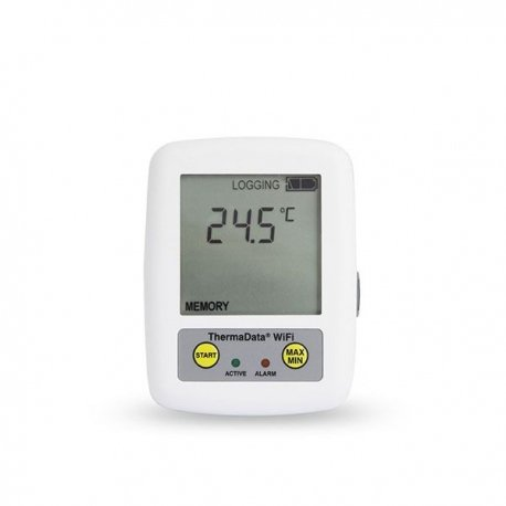 Data Logger Temperature Wireless