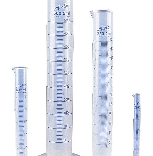 Measuring Cylinder 1000ml Plastic