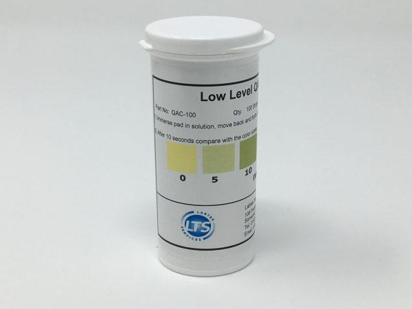 Low Level QAC 0-100ppm