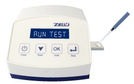 IRIS: Automatic device for beta lactams and tetracyclines detection with BT Scan kit. **