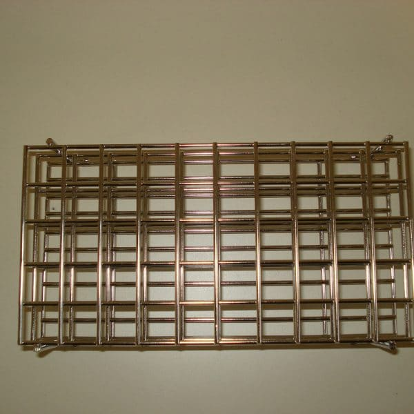CryoScope Test Tube Rack Stainless Steel 50place
