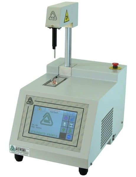 CryoTouch 1 Cryoscope, Single Sample with Touch Screen & Lactose Free Function 220V