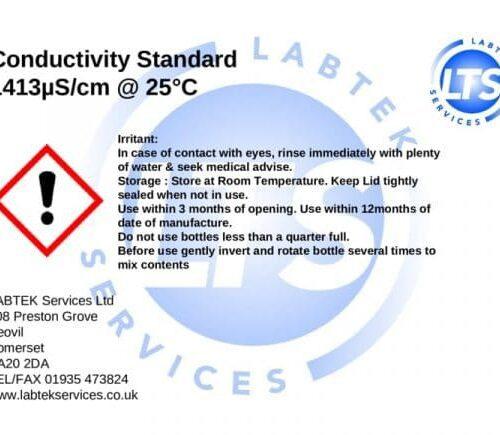 Conductivity Standard 1413