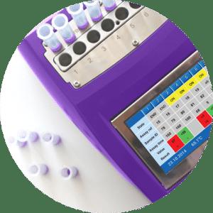 E-Reader - Incubator Reader for Milk Testing