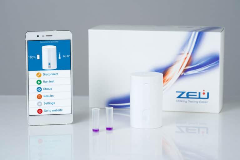 Eclipse 4G Antibiotic Milk Test