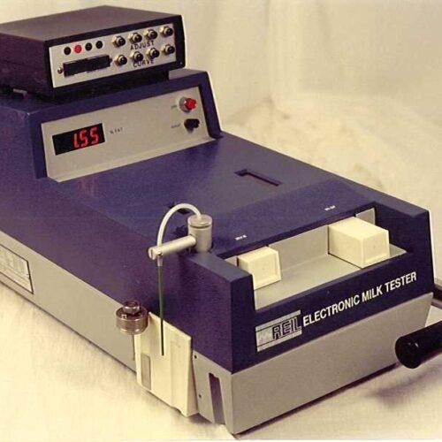 Butterfat Analysis Machines
