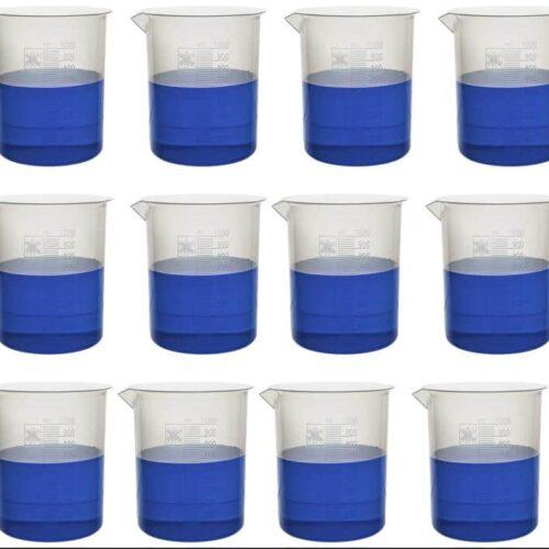 Plastic Measuring Beakers