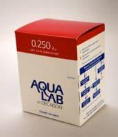 Water Activity Standard 13.41 mol/kg LiCl (.250aw) Box of 50 vials
