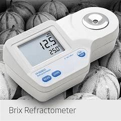 Refractometer for General Purpose Sugars HI-96801