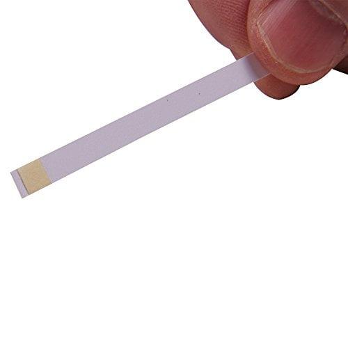 Chlorine Test Strips for Checking Chlorine Sanitising Solutions