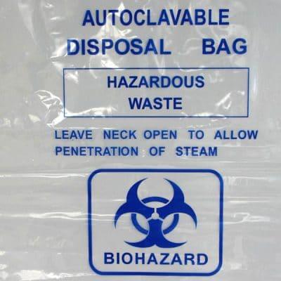 Autoclave Bag Medium 413 632mm 200