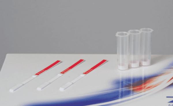 Antibiotic Milk Test Kit – IRIS BT Scan Strip