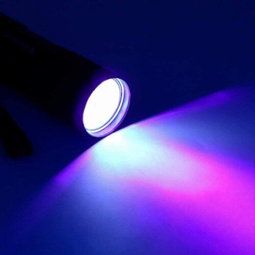 UV Lamp Handheld Battery