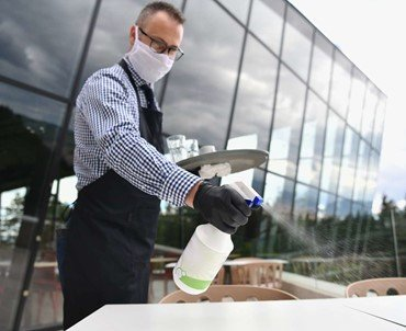 Cleaning Verification of Surfaces