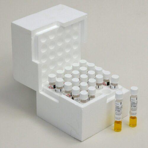 COD Vials MercuryFree 3-150mg l 25tubes